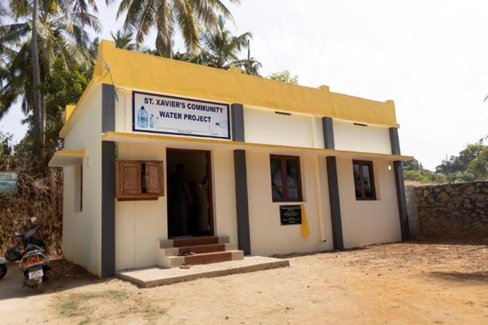 Wasserprojekt Helen Nagar